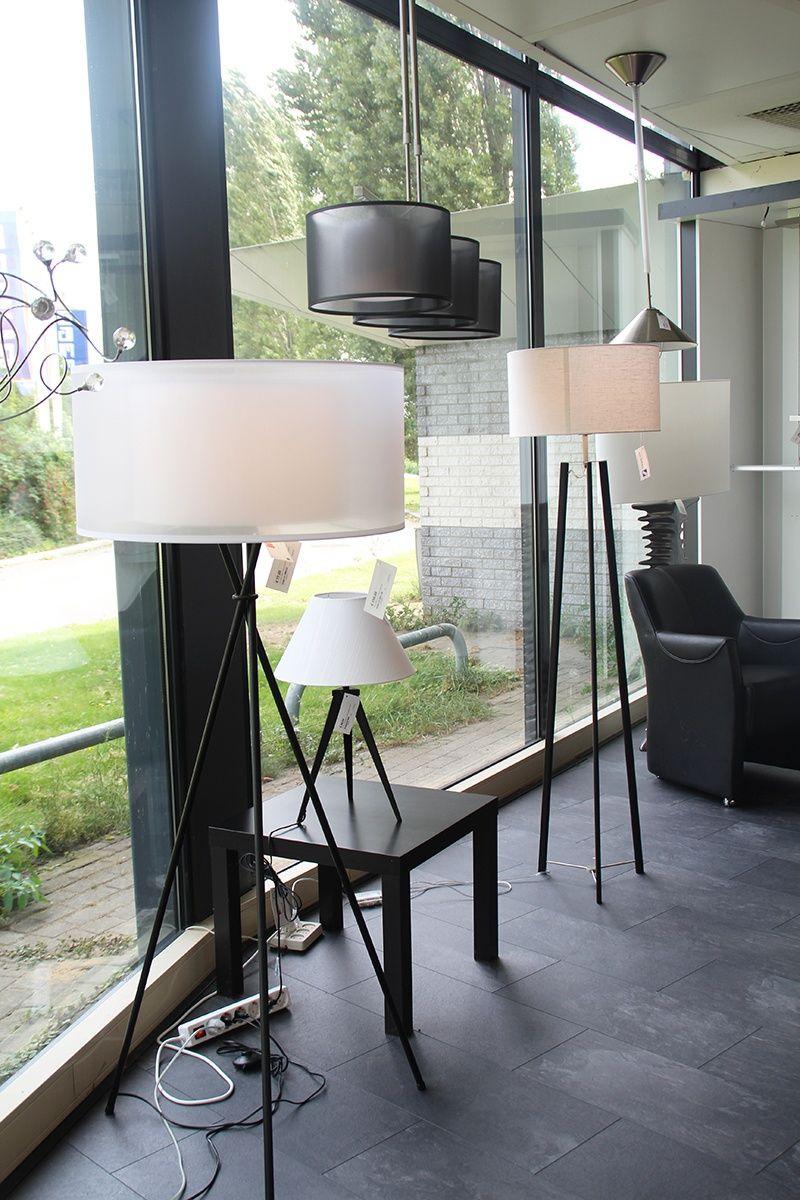 Vloerlampen, staande lampen Webo Verlichting | vloer lampen ...