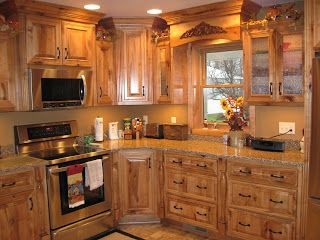Pin On Rustic Maple Kitchen