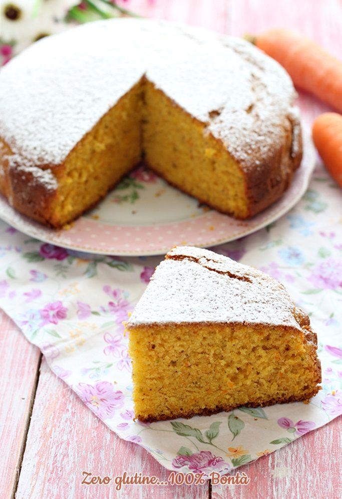 Photo of Torta camilla alle carote e yogurt