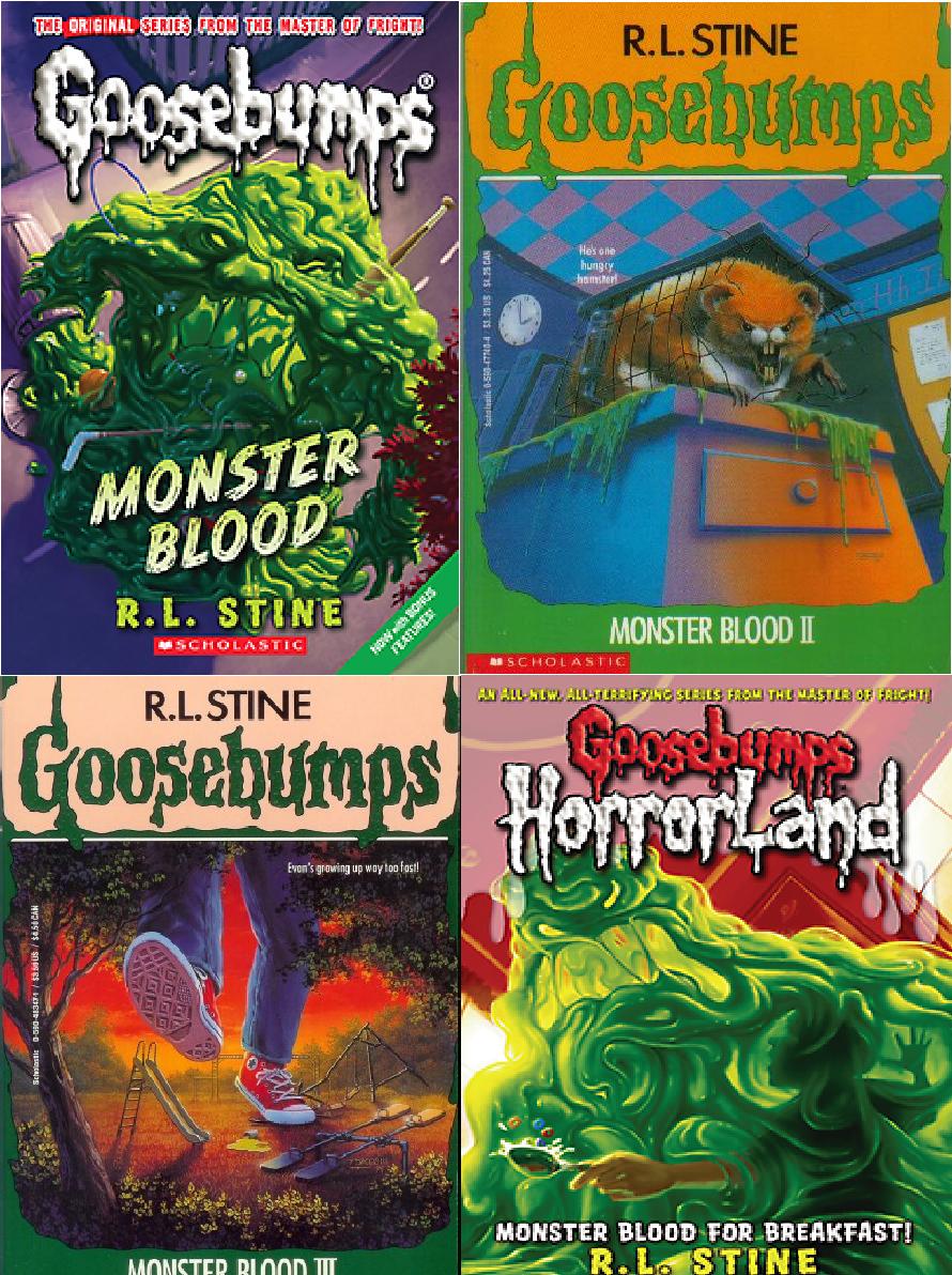 Books And Audio Goosebumps Scholastic Com Goosebumps Goosebumps Books Books