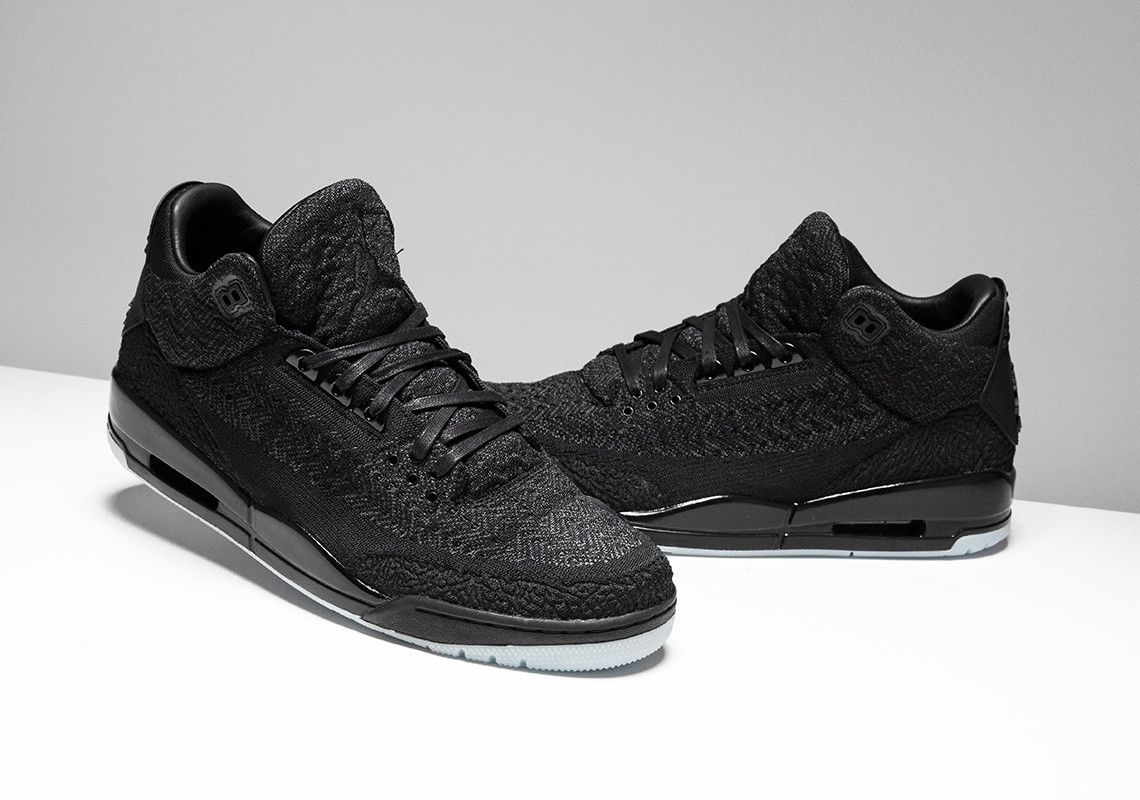 9f1ed04dcc77 Update  The Air Jordan 3 Flyknit release date has been postponed to August  18th