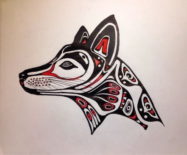 Image result for haida indian art simple designs tents ...