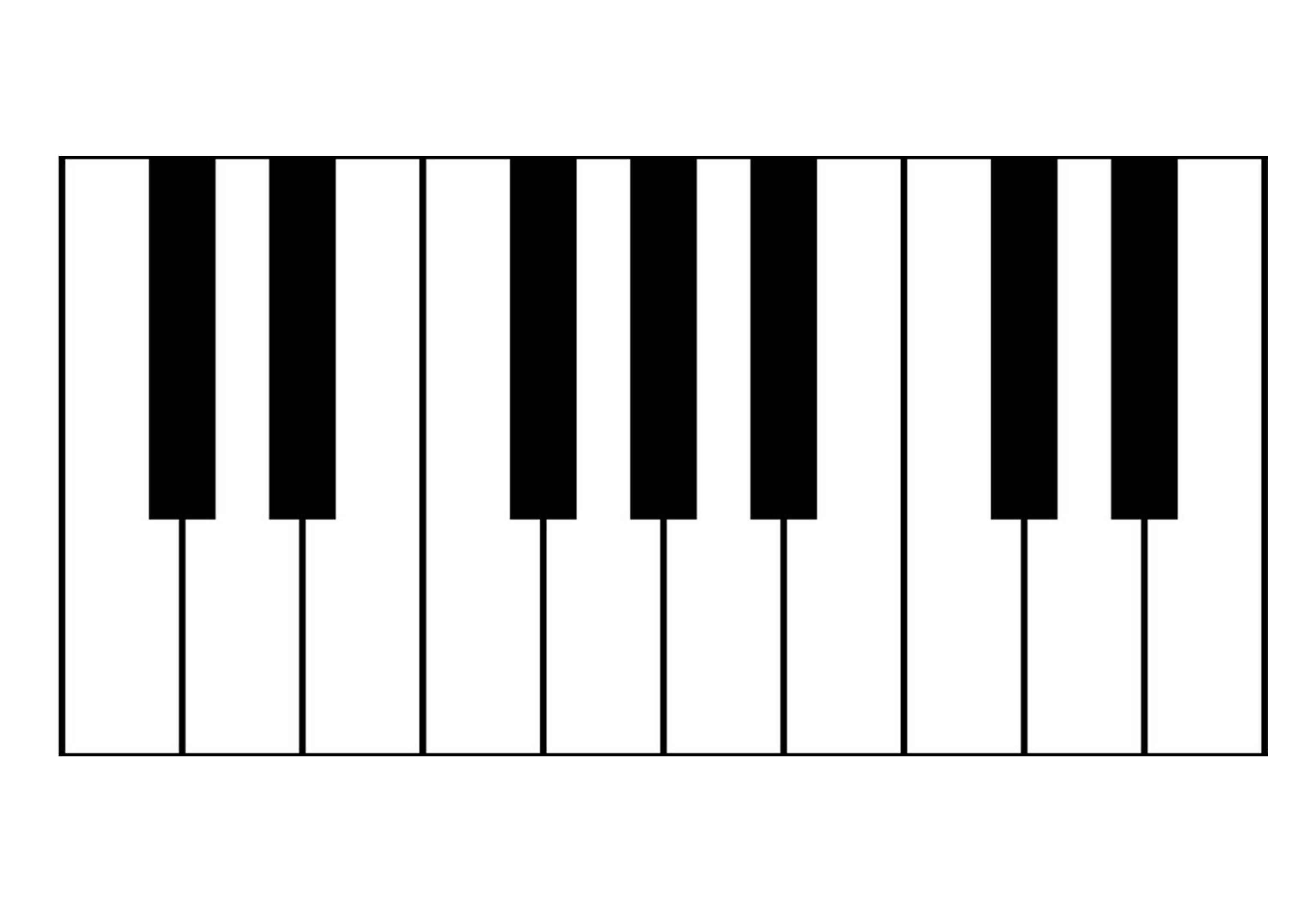 Online Klaviertastatur
