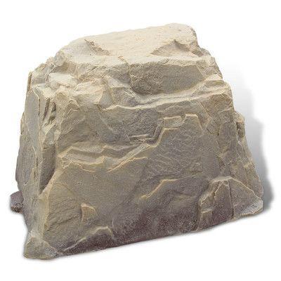 Dekorra Products Rock Cover Statue Color Sandstone