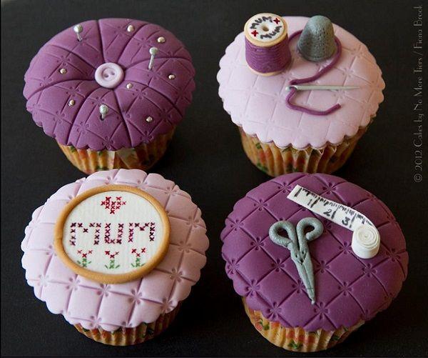 Crafty pastelitos para el Día de la Madre por Cakes by No hay más niveles, York