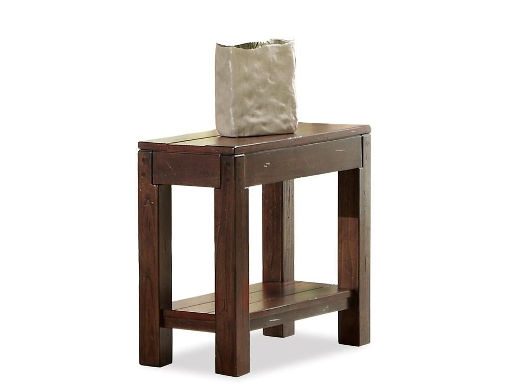 Nice Riverside Living Room Chairside Table 33513   Tyndall Furniture Galleries,  INC   Charlotte, Mooresville
