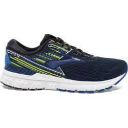 Photo of Brooks men's running shoes Adrenaline Gts 19, size 43 in 069 Black / Blue / Nightlife, size 43 in 069 sh
