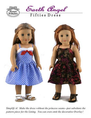 Earth Angel Fifties Dress 18\