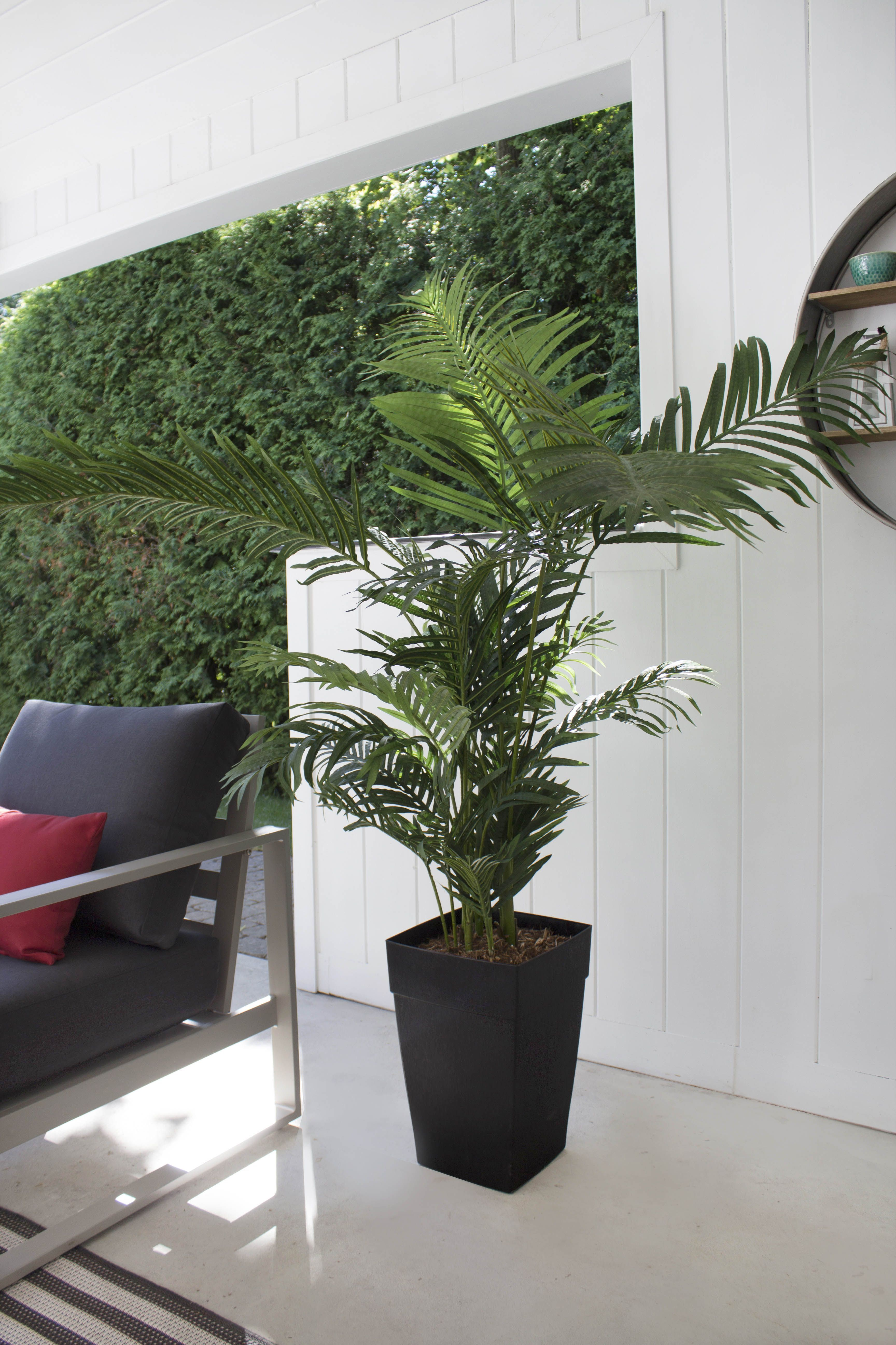 Modern Outdoor Space With Artificial Plants Artificialplantsindoorleaves Artificial Plants Outdoor Artificial Plants Artificial Plants Indoor