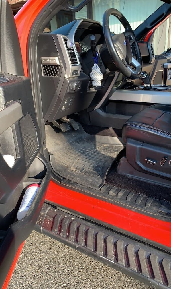 Pin on Ford F150 crew cab Interior accessories