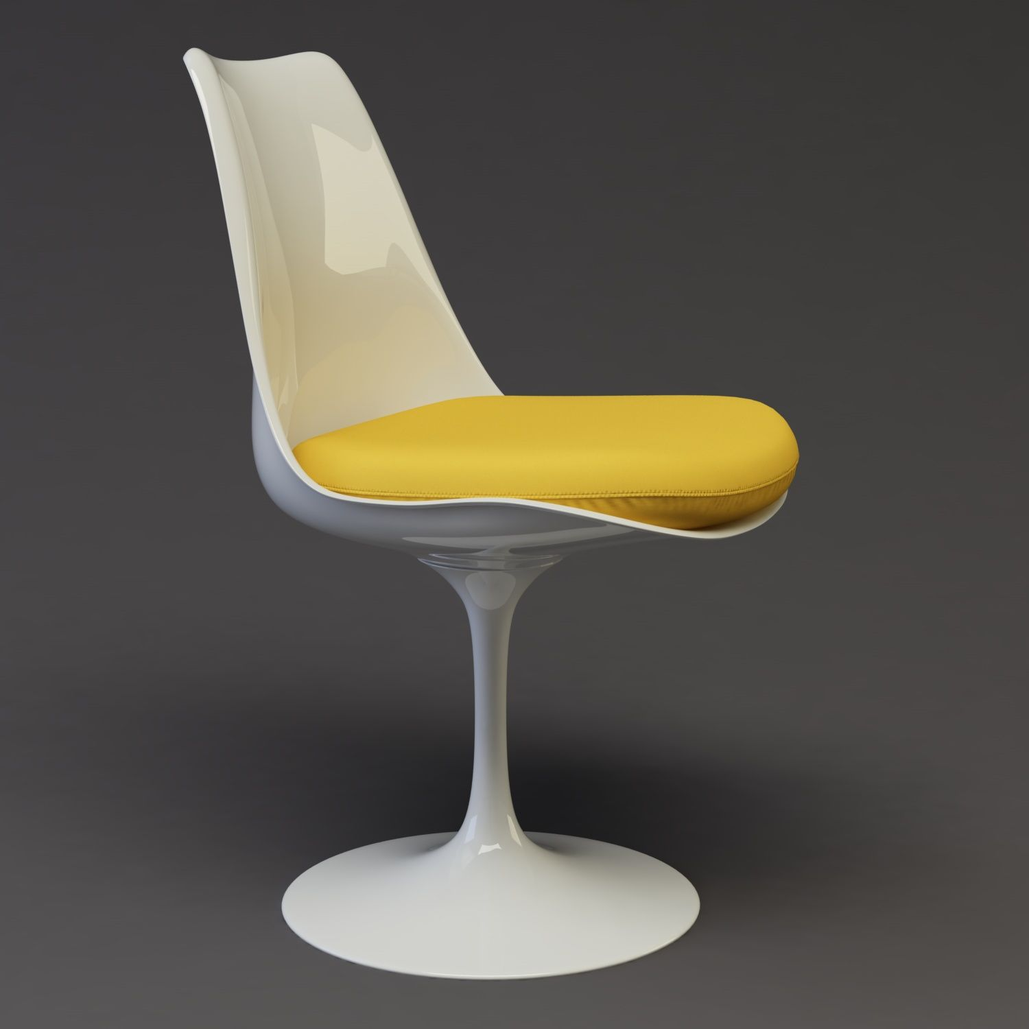 Tulip Chair de Eero Saarinen These were my kitchen chairs Why do