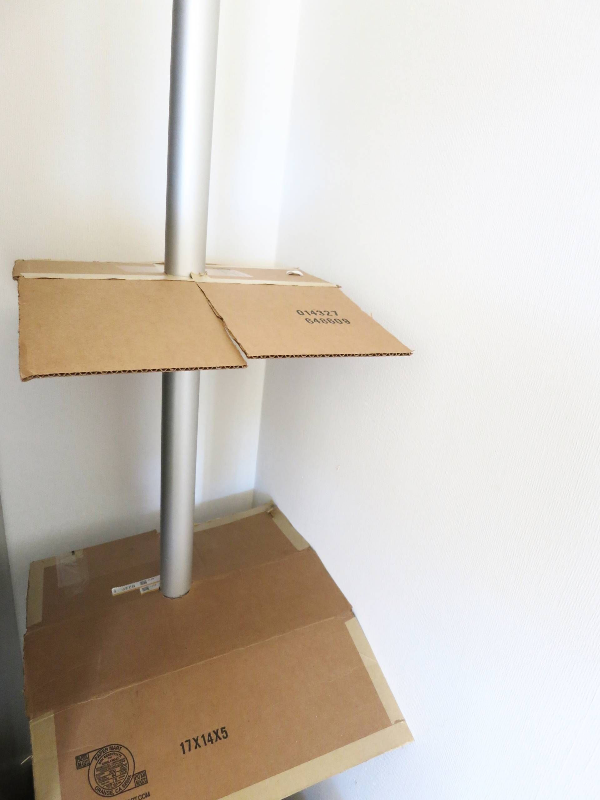 DIY Ikea Stolmen Hack Cat Tree Cat Tree Diy Cat Tree And Cat