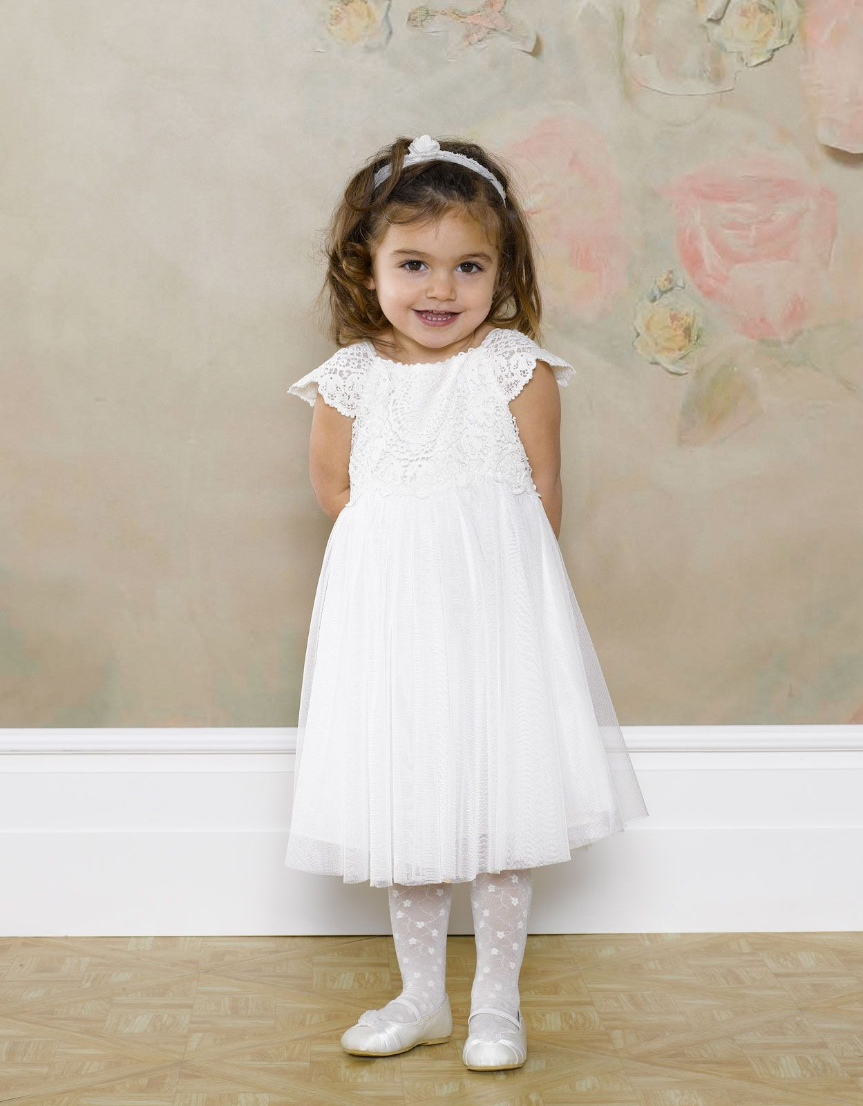 pretty lace top for the flower dress for colie pinterest