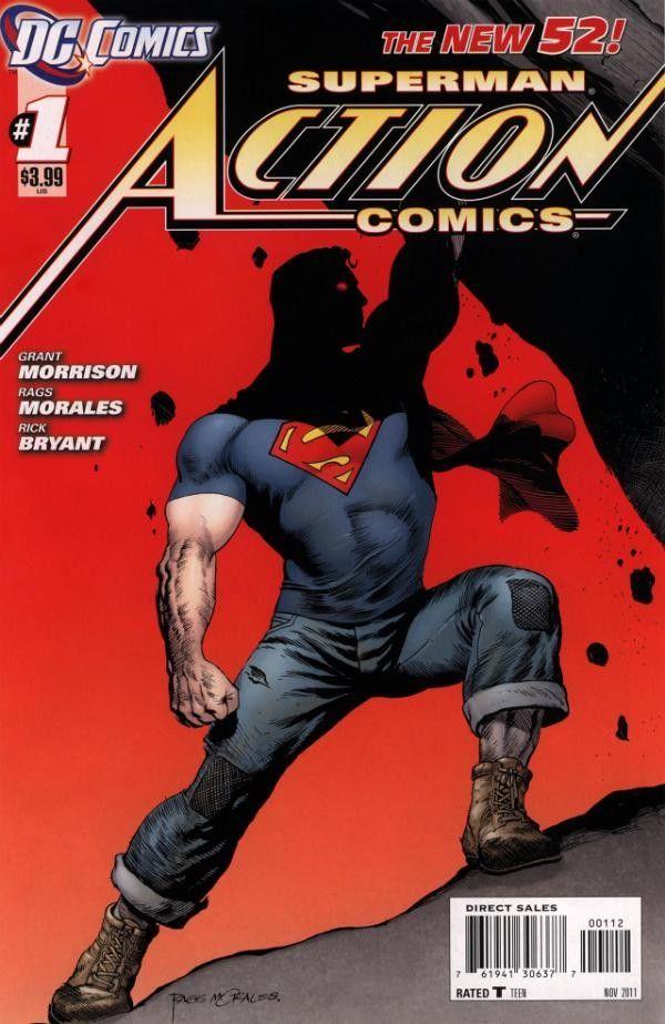 ACTION COMICS 1 NEW 52 PDF