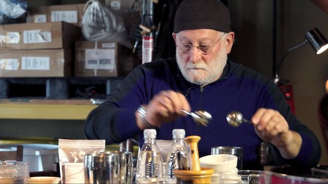 The Wizard of Java by Bob Krist. J. David Waldman has been a music exec, a lawyer, and a businessman. But his passion is coffee and for the last 7 years hes run a roastery in Lambertville, NJ called Rojos.