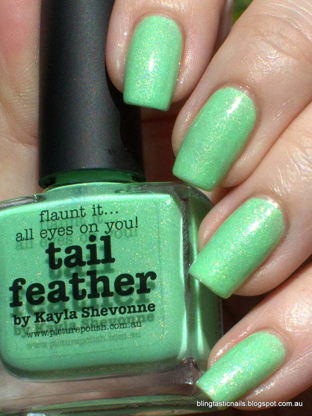 Picture Polish Tail Feather   Nails   Pinterest