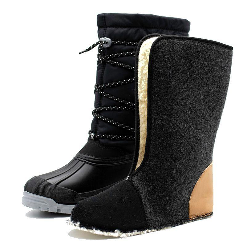 Demar Samanta M D Sniegowce Damskie Wklad Welna Boots Shoes Winter Boot