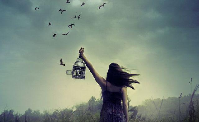 ♪ Eu sou um pássaro... - [b]... Me trancam na gaiola E esperam que eu cante como antes Eu sou um passáro Me trancam na gaiola, Mas um dia eu consigo existir E vou voar pelo caminho mais bonito... ♫[/b] (Clarisse - Legião Urbana) - Fotolog