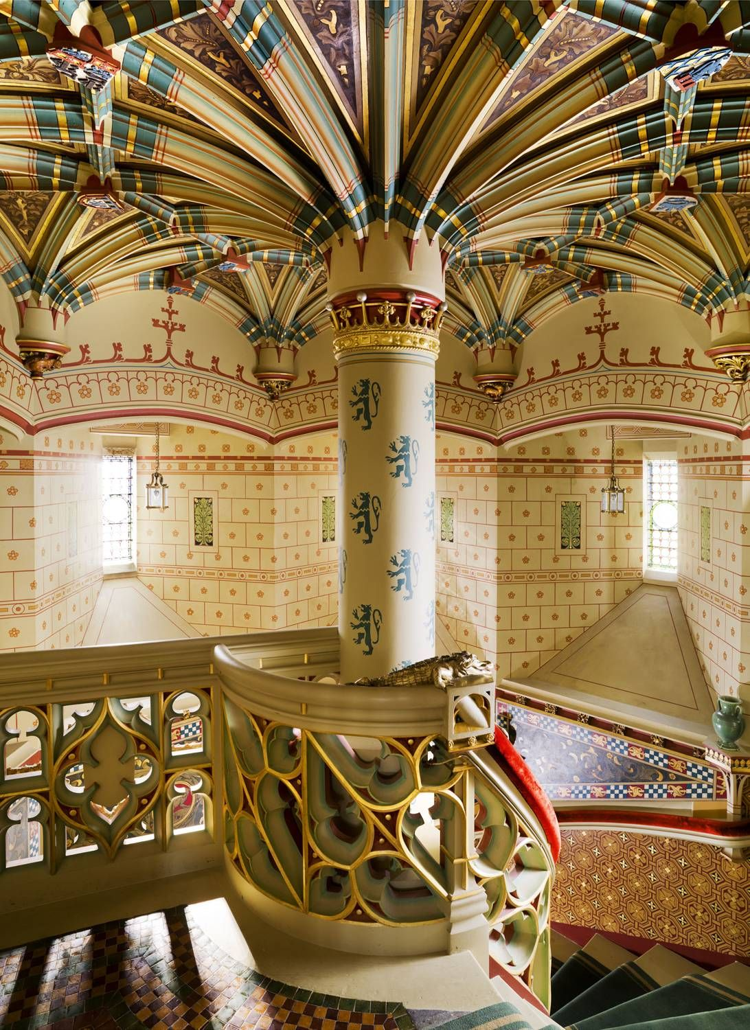 Cardiff Castle Interior Design OR