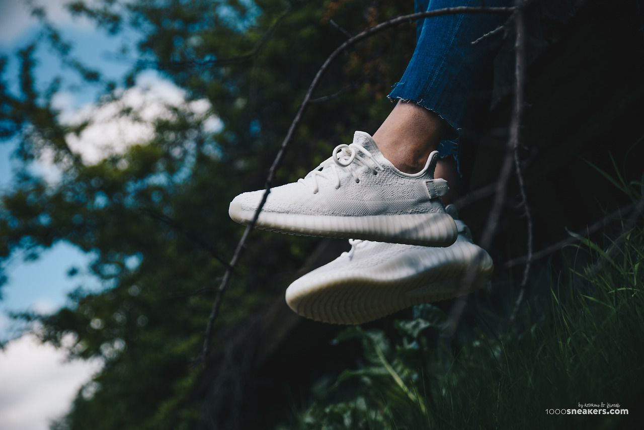 Yeezy Boost 350 V2 finaly in cream