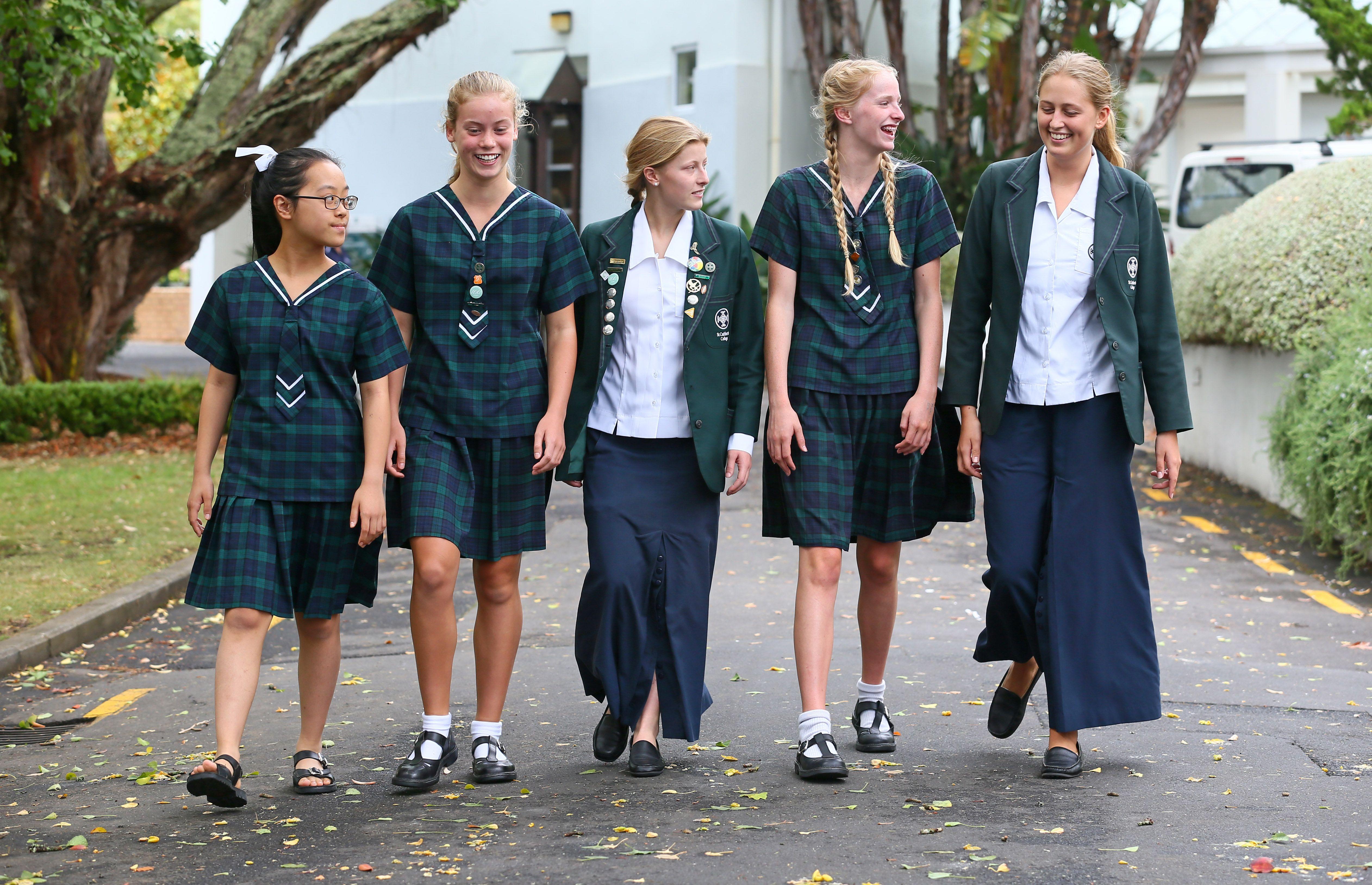 St Cuthbert's Wild School for Boys