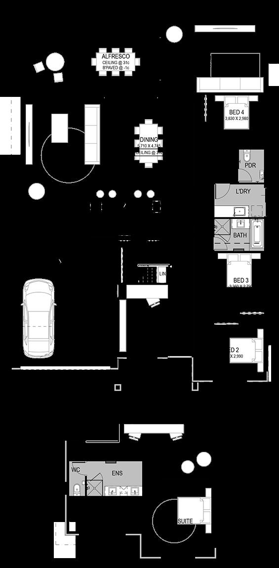 Kitchen Floor Plan Design: Floor Plan. Like Kitchen , Dining, Family. Change Scullery