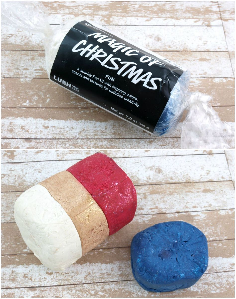 Lush Holiday 2015 Magic of Christmas Fun: Review