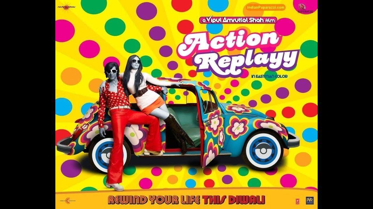 'Action Replay' Hindi /Bollywood Movies Full HD Watch