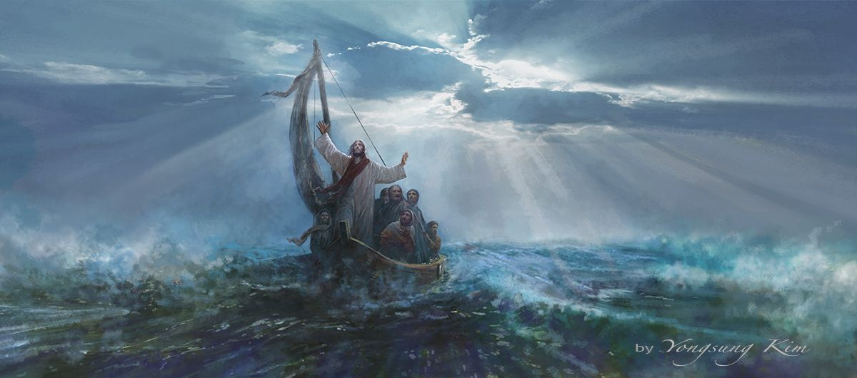 """STILL..... He got up, rebuked the wind and said to the waves, """"Quiet! Be still!"""" Then the wind died down and it was completely calm ....Mark 4;39"""