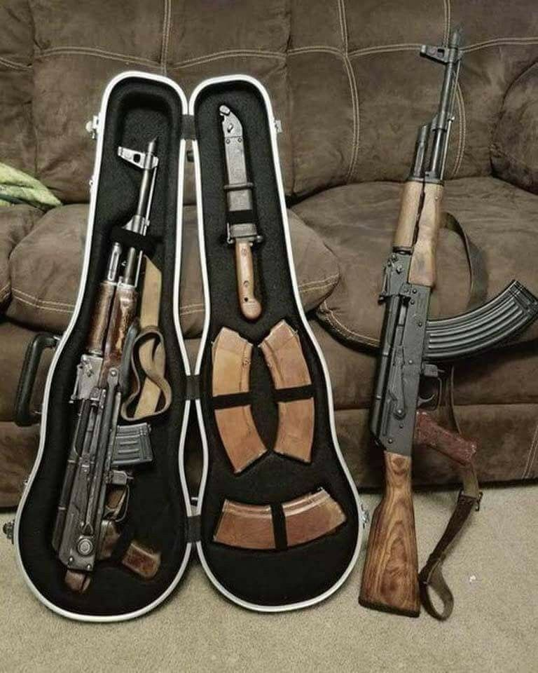 Ak 47 Gangster Kit