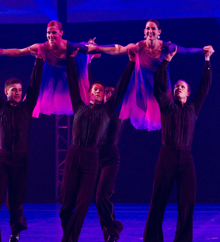 Byu Ballroom Dance Company Invites Audiences To Imagine April 8 9 Dance Company Ballroom Dance Dance