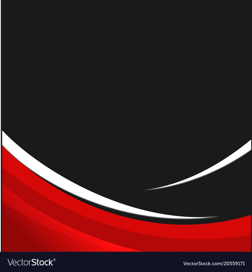 Abstract Red Line With White Color Black Background Vector Image Download A Free Previ In 2021 Black And White Decor Black And White Background Black And White Design