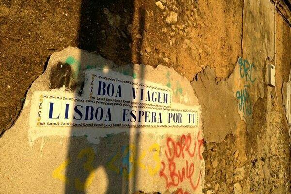 Boa Viagem. Lisboa espera por ti <3