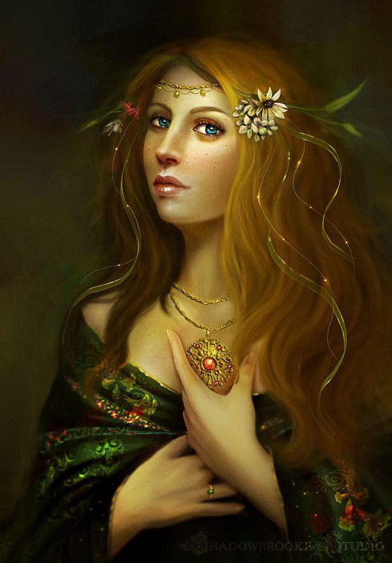Fantasy Girl Brooke