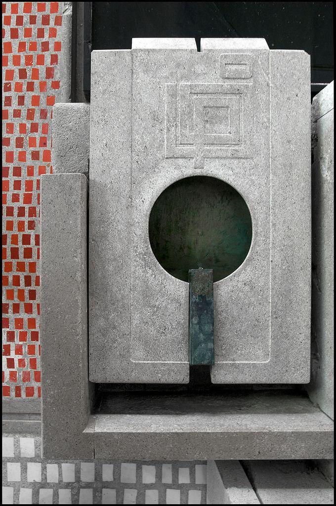 Carlo scarpa olivetti showroom venice 1957 1958 - Carlo scarpa architecture and design ...