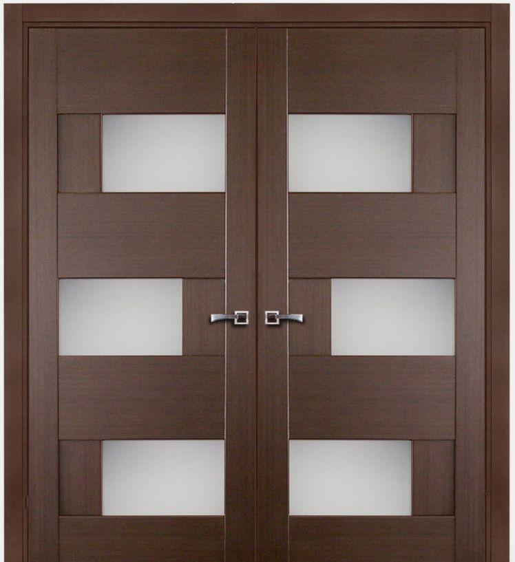 Modern door type  doors Pinterest Puerta madera, Ventana y Madera - puertas interiores modernas