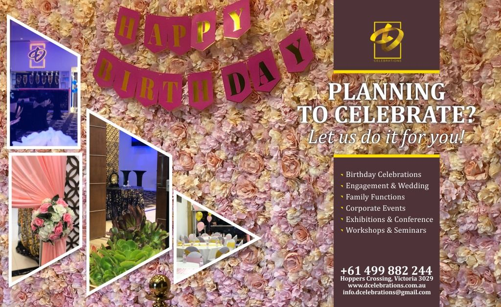 Looking for a Birthday & Event Venue for hire in hoppers