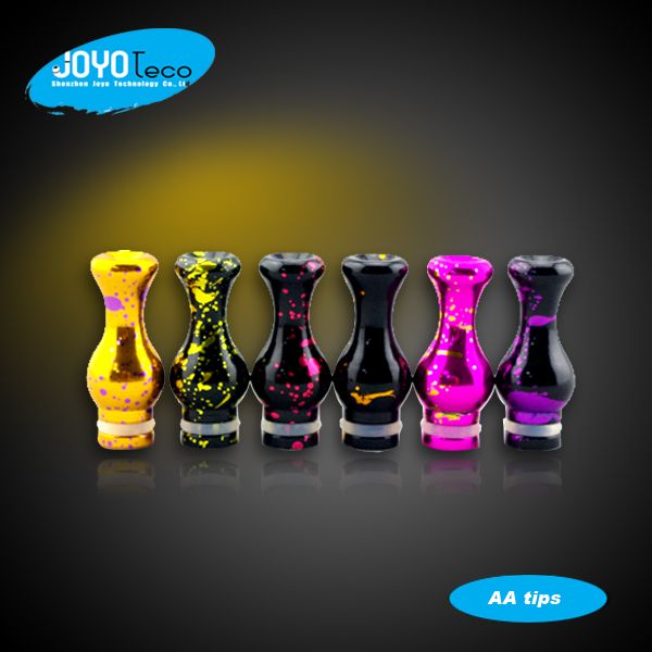 vape drip tip 1  for 510 and ego clearomizer 2  different