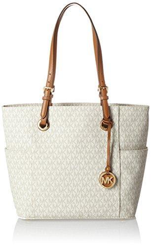 14f58b6e9500 Michael Kors Women's Jet Set Travel Small Logo Tote Bag | Products ...