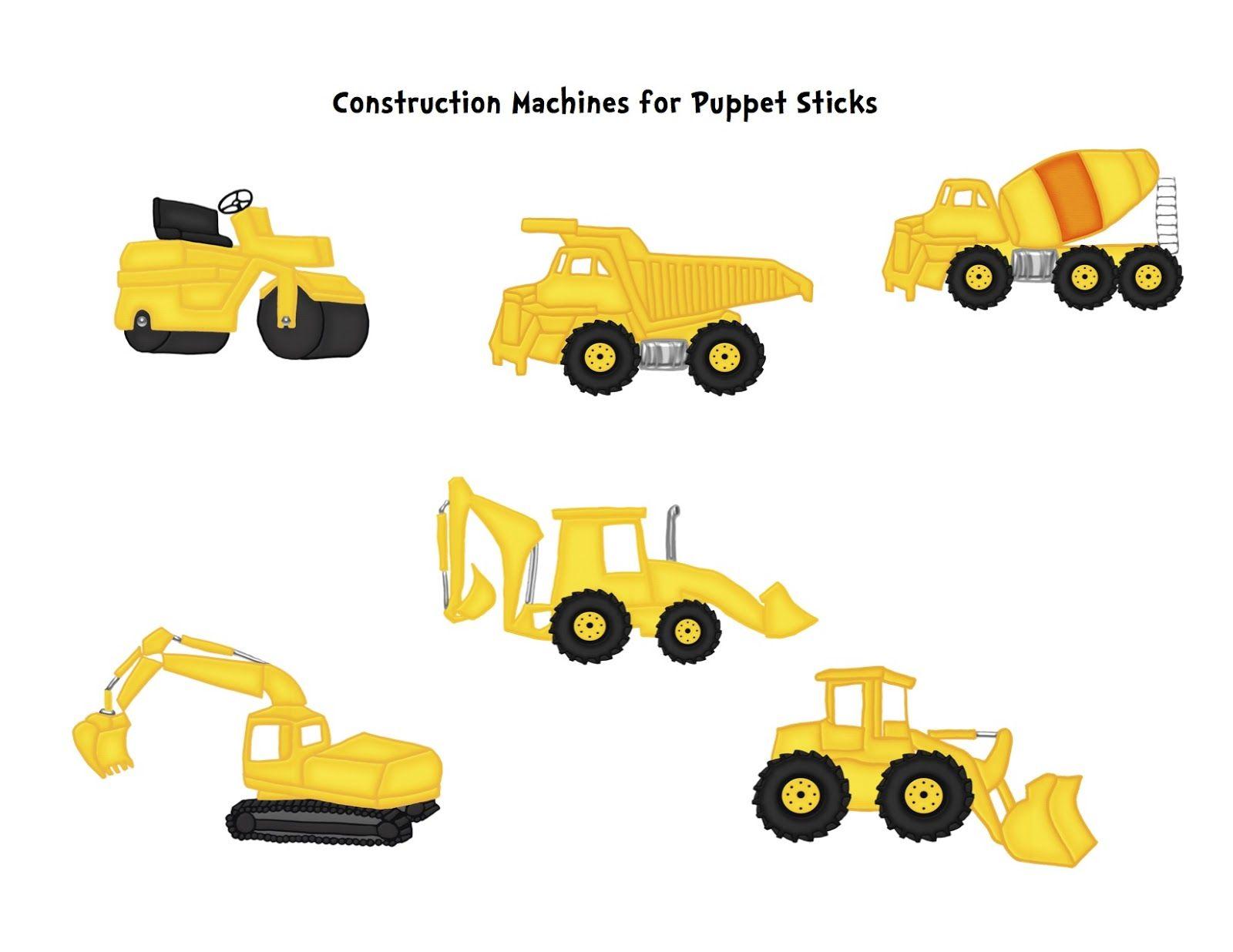 construction machine puppet jpg 1 600 1 236 pixels fist maxim u0027s