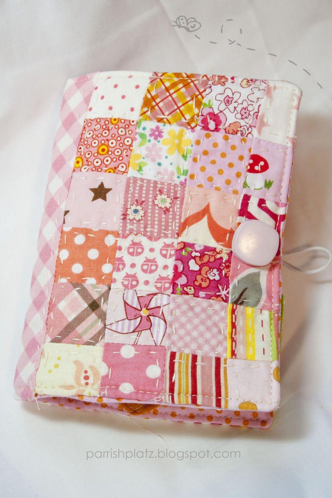needle book tutorial | Pincushions - Needlebook | Pinterest ...