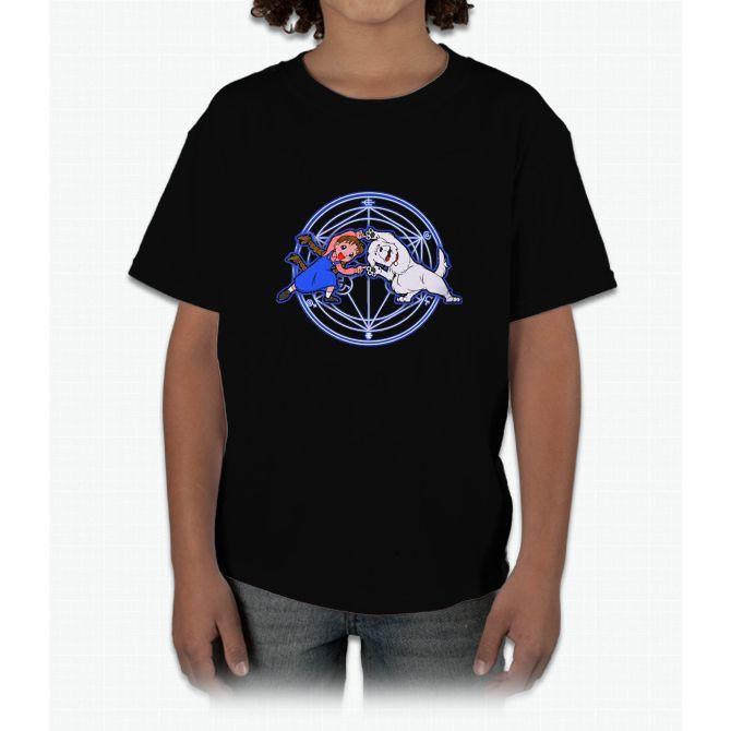 Fullmetal Fusion Ha Young T-Shirt