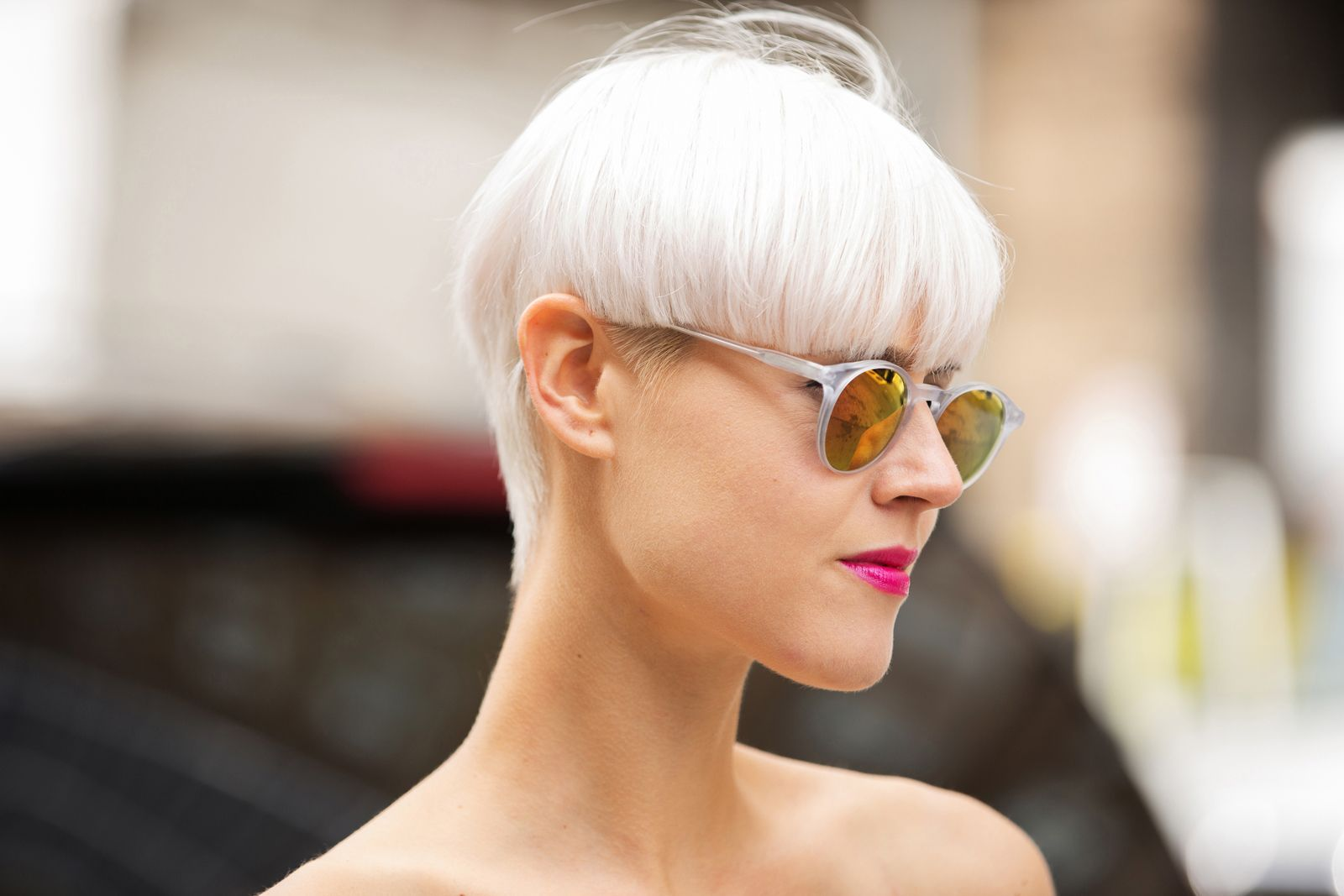 The best hairstyles from fashion week refinery hottest short