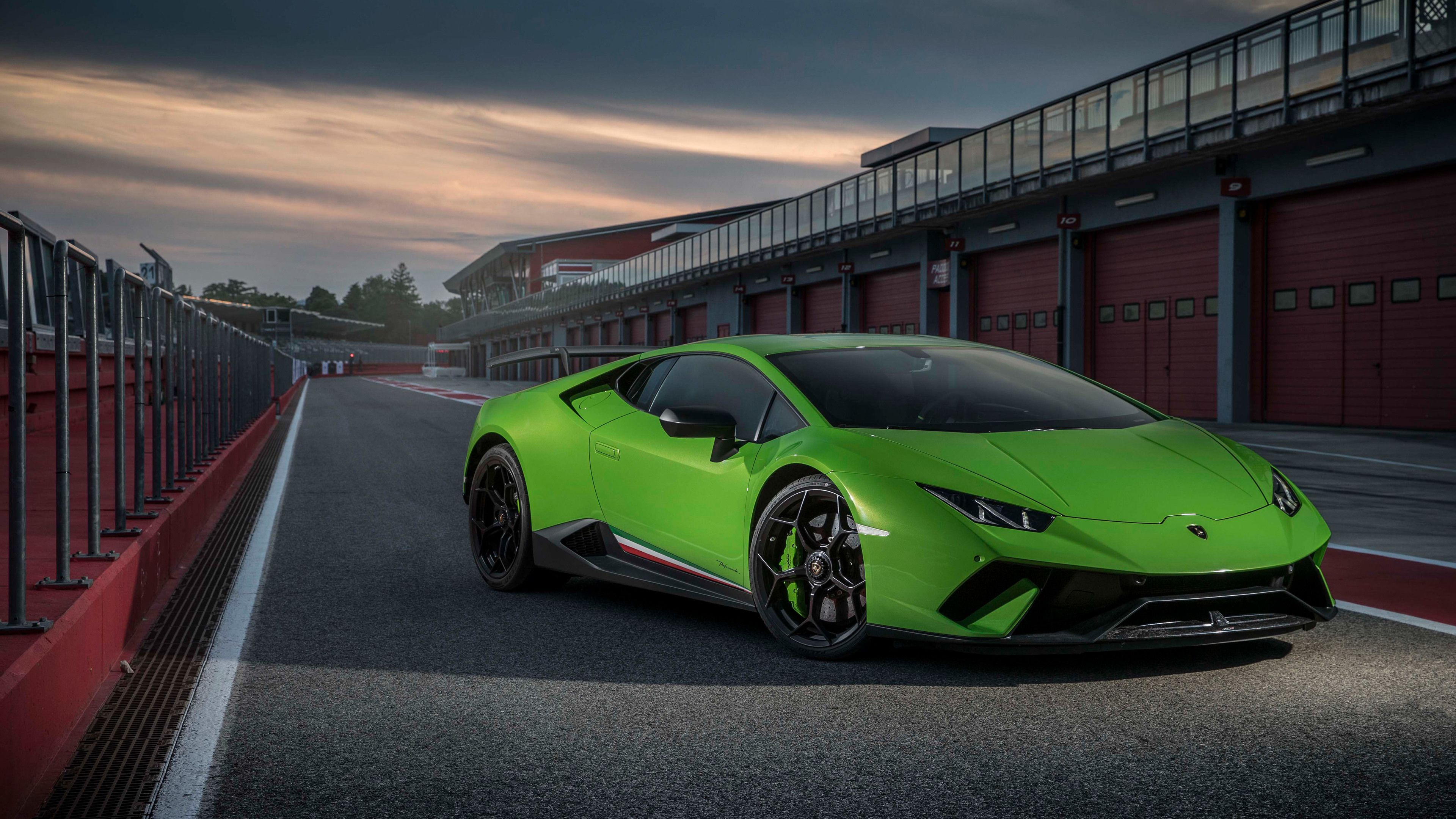 2018 Lamborghini Huracan Performante 4k Lamborghini Wallpapers