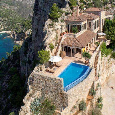 Unique House In Majorca Spain