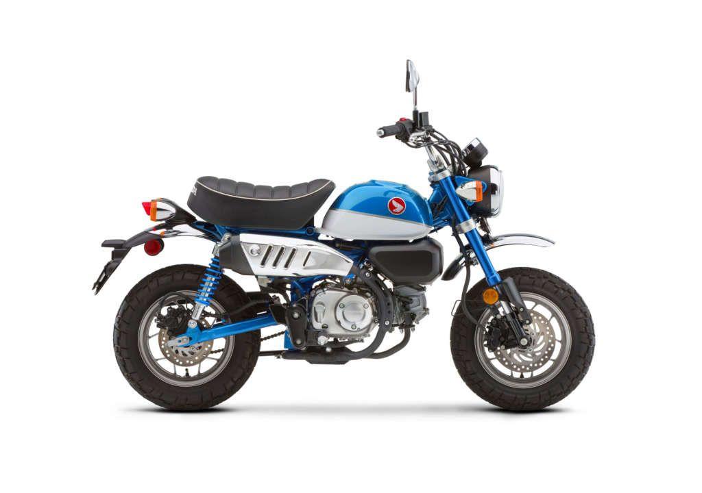 2020 Honda Monkey Guide Honda Bike Honda Motorcycles