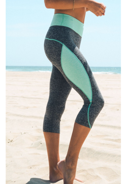 b59f2bdc26 Sexy Mint Capri Yoga Leggings-A Peace of Mind Jewelry & Boutique-JetSet