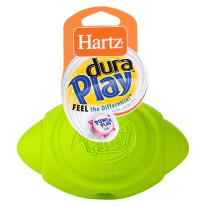Hartz Dura Play Football Large Dog Toy Vlad S Most Prized