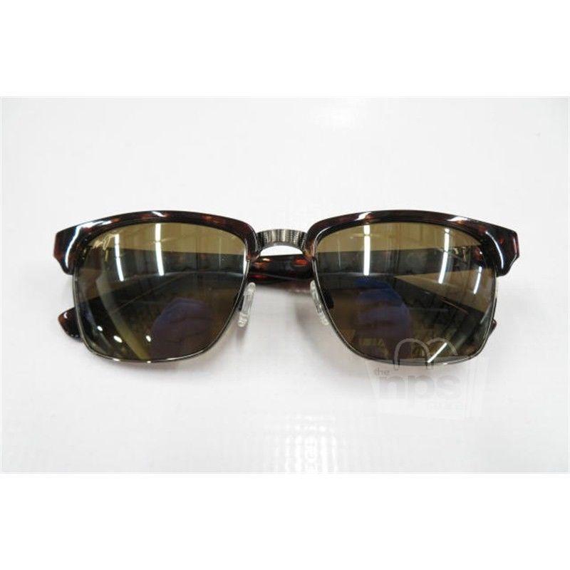 e926dabb9fef6 Maui Jim MJ Kawika Mens Tortoise HCL Bronze Polarized Sunglasses 54-18-140  (eBay Link)