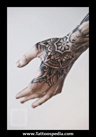 hand tattoos - Google Search